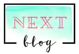 next. blog button